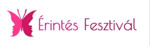Érintés fesztivál logó