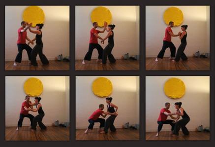 Playfight - tánc és harc fúziója